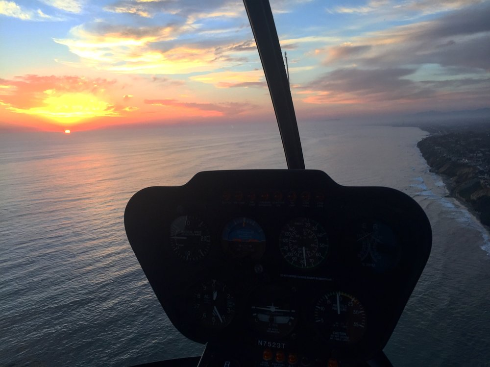 San Diego County Helicopter Tours