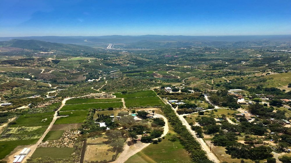 Temecula wine country helicopter tour