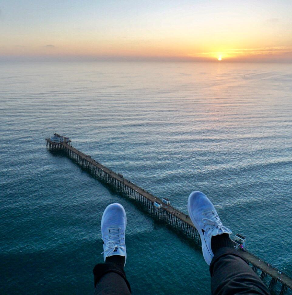 Oceanside Pier - @isssaaacc