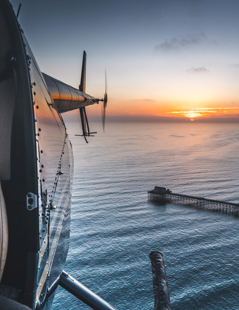 Oceanside Sunset - @camarank