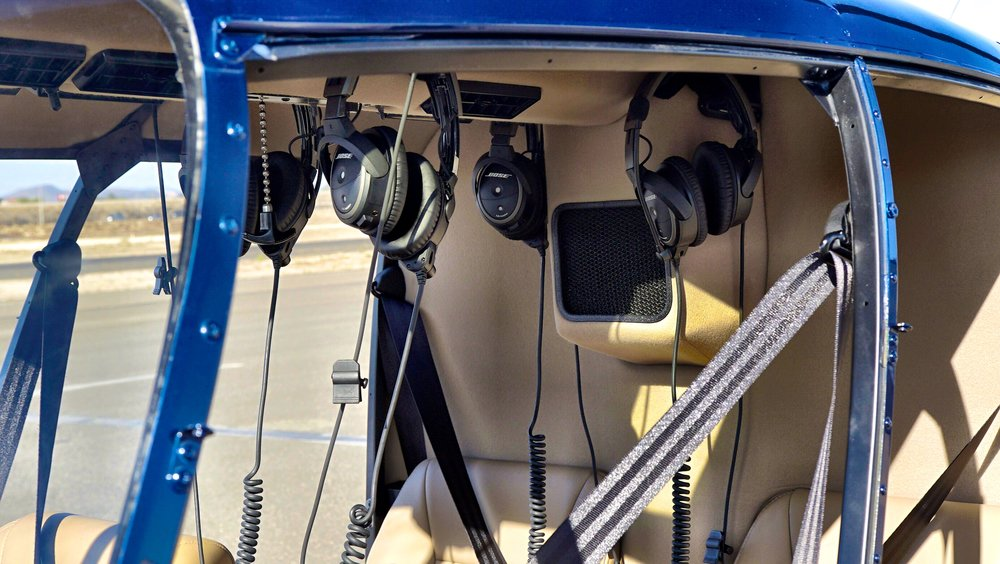 Helicopter Charter Southern California