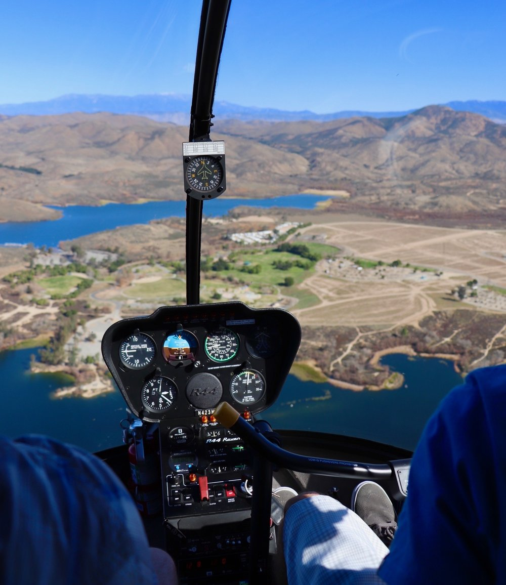 Palm Springs Helicopter Charter