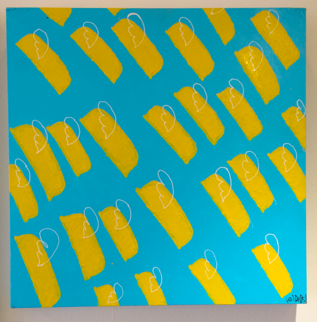 "Richard Aaron/""Flight of the Twinkies""/2016"
