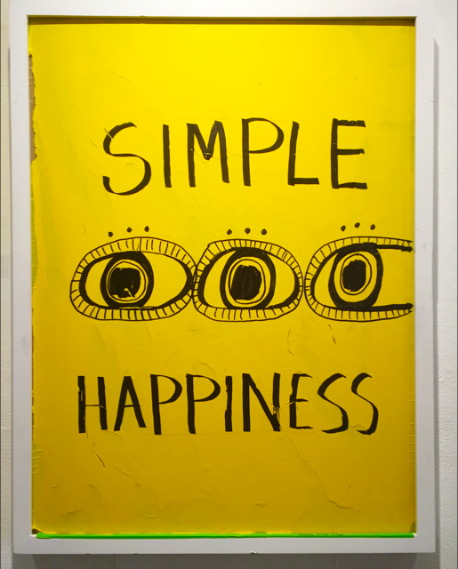 "Steve Chiu/""Simple Happiness""/2016"