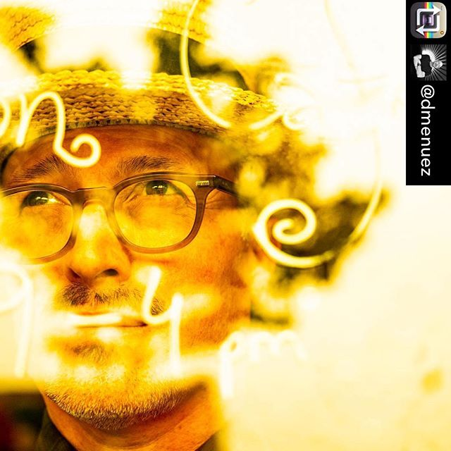 What a gorgeous shot of artist/Optimist/INT-O Yellow co-founder @_life_of_riley_ captured by @dmenuez 📸Check out his original post to see his kind words about Riley! 💛🌞#optimism #optimisminaction #INTOyellow