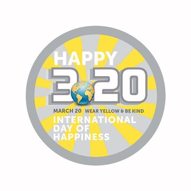 Happy Happy Day! Share what you're doing to spread some happiness today. @ilovemadisonnj @kingstonhappenings @sorrisokitchen #Ilovemadisonnj #intoyellow #madisonintoyellow #optimism #resilience #madisonnj