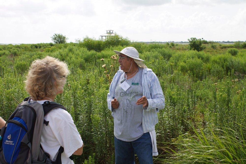 Jim Duron, Texas Master Naturalist