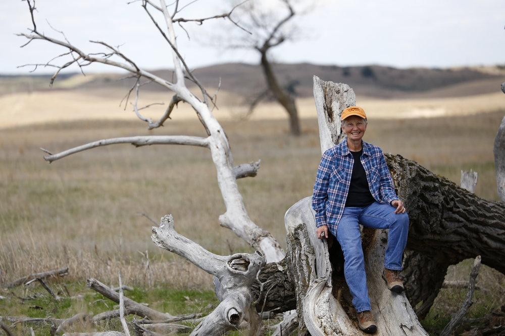Ahlene Shong, Katy Prairie Conservancy