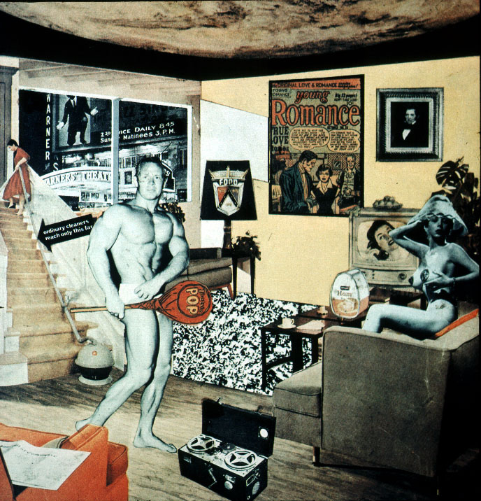 Still from Richard Hamilton