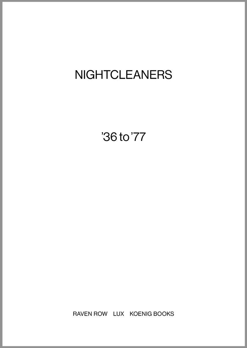 Nightcleaners  and  '36 to '77  Box Set
