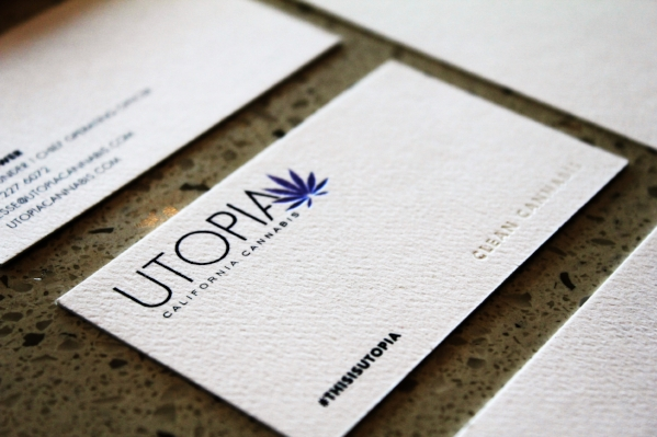 Utopia Farms - New Branding