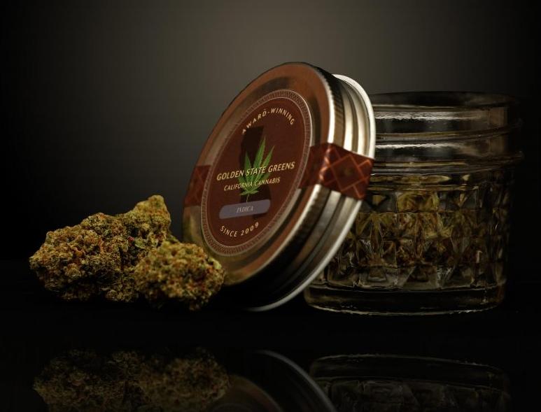 Golden State Greens - Jar