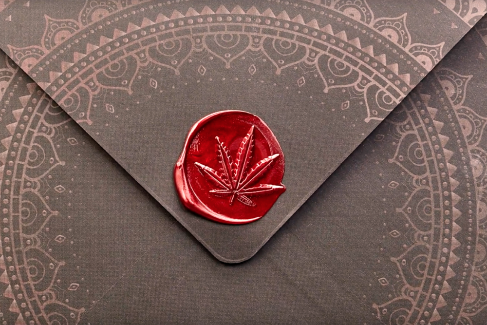 luxury cannabis branding