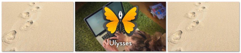 Ulysses es una excelente herramienta para cualquier escritor, amateur o profesional.
