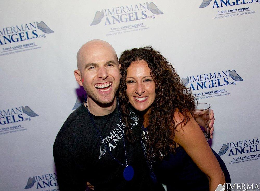 Jonny Imerman, Founder of imerman angels