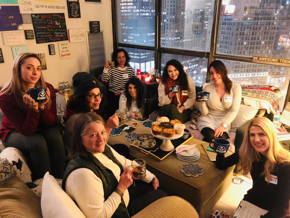 What's Your BS Women's Circle - A safe space where women who care about meaningful connections and self-love gather to support, inspire, and learn from each other's Blessons.