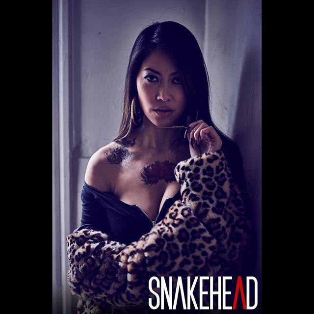 SINH Played by @devondiep  #snakeheadmovie 📸@williamhereford