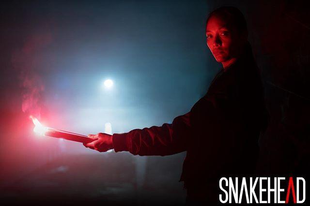 TSE The Snakehead is coming.  #snakeheadmovie  Link in bio. 📸@lashfan