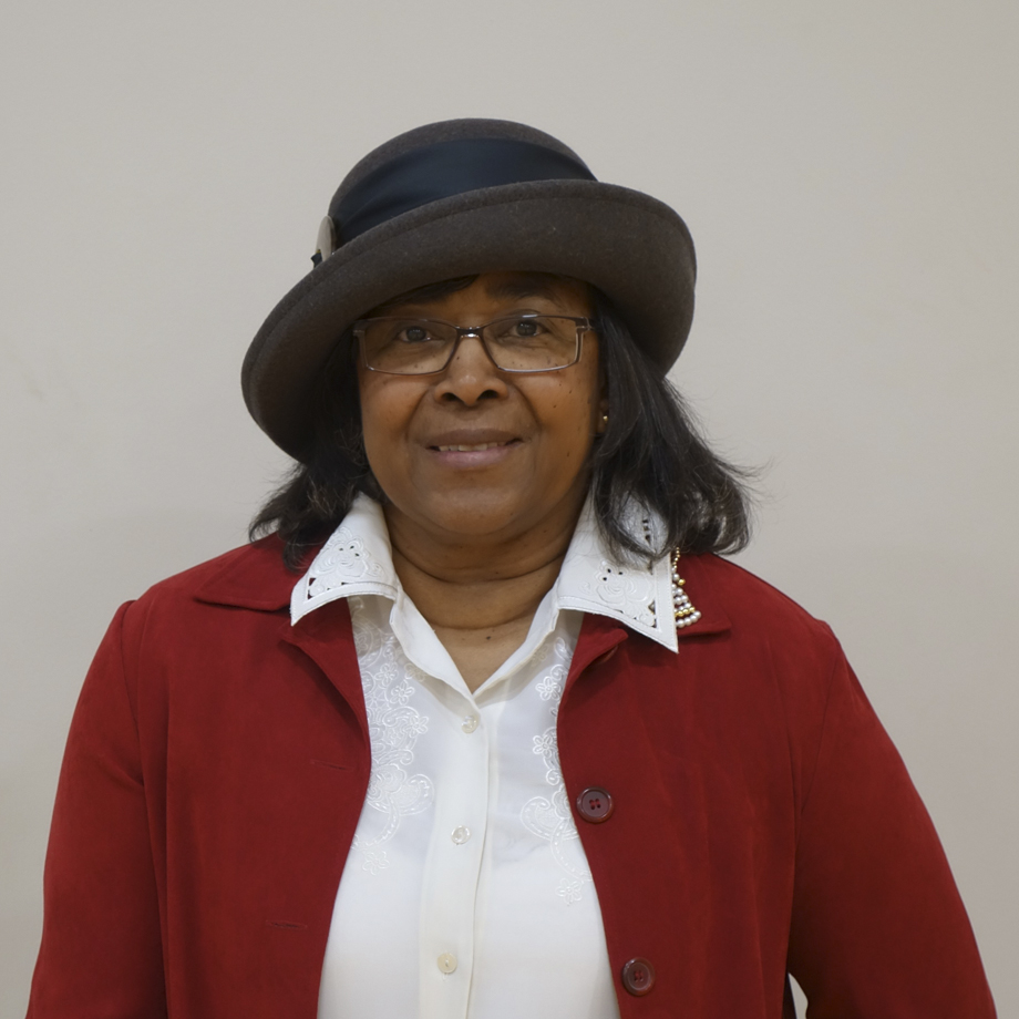 <b>Cyndy Crowner</b><br>Greeter Coordinator &<br>Newcomer Outreach
