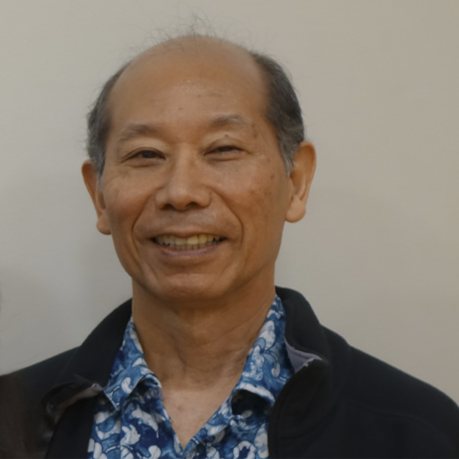 <b>Gerald Sakuda</b><br>Director of Sunday Logistics &<br>4th Sunday Coordinator