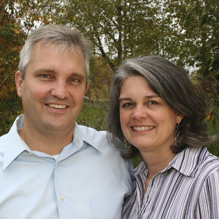 <b>Jason & Jenny Dorsey</b><br>Redmond Community Group