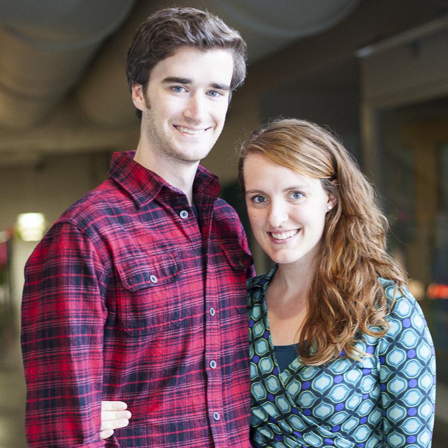 <b>Stephen and Rebekah Kreiger</b><br>South Group