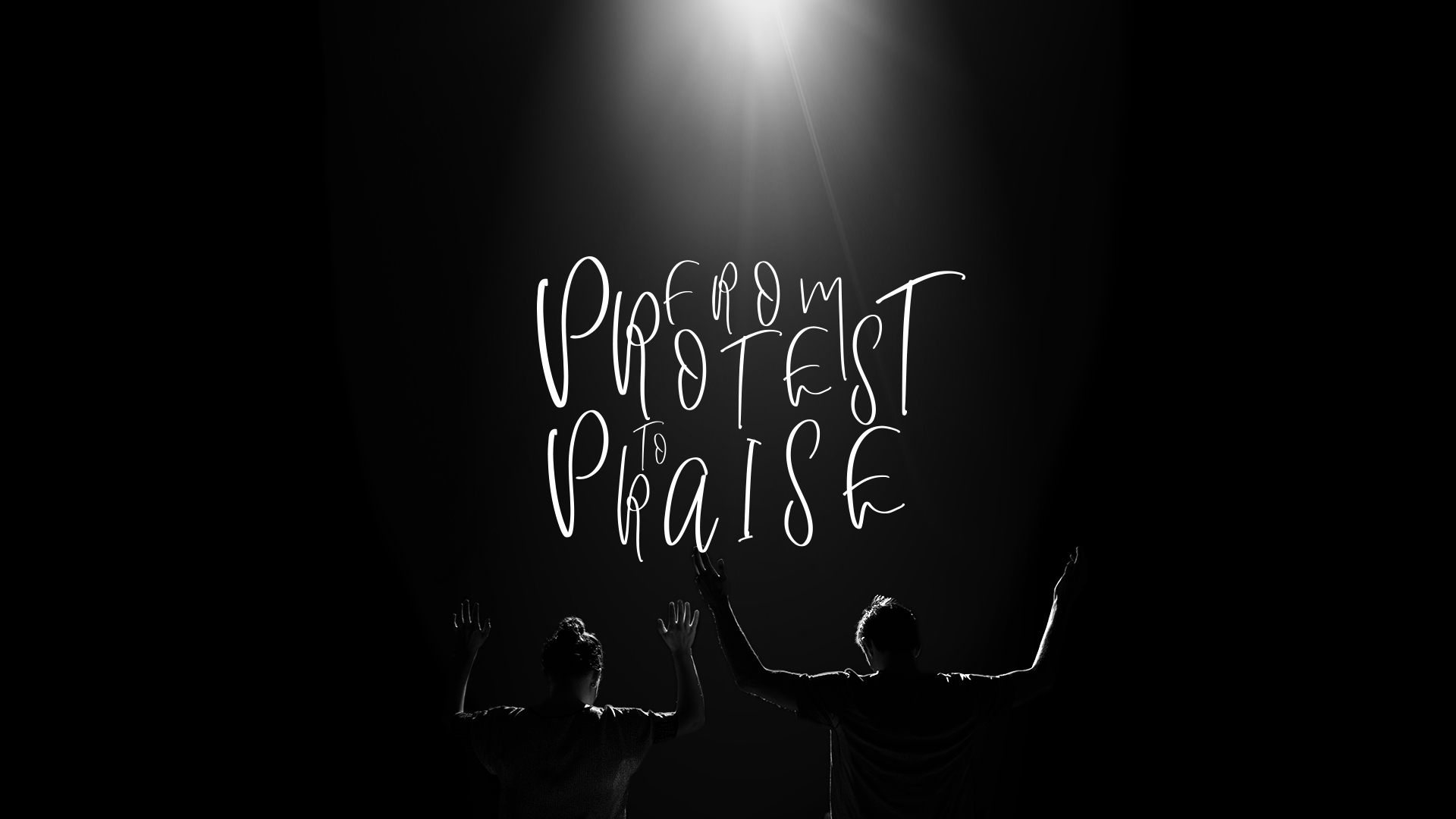 From Protest to Praise (Summer in the Psalms)
