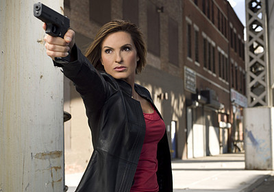 Olivia Benson from Law and Order:  SVU