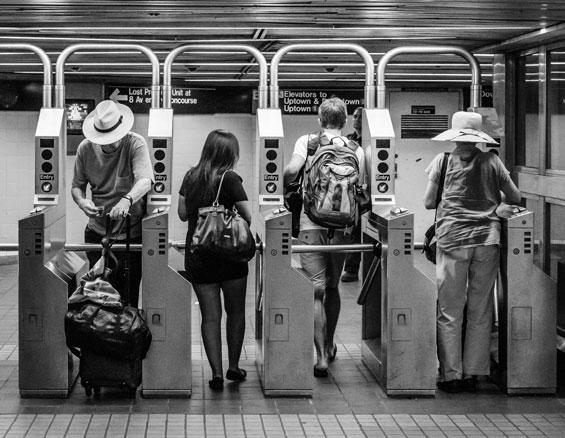 MTA Turnstiles
