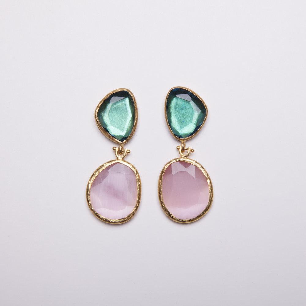 pendientes-verde-rosa-lostocadosdemarieta.jpg