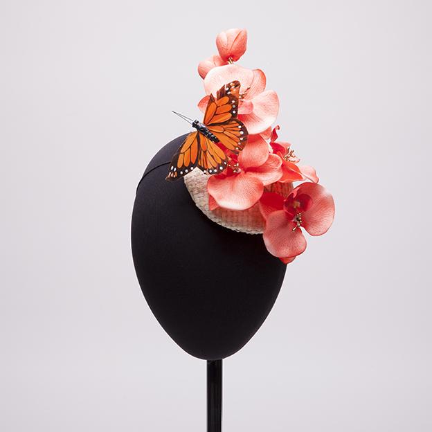 Tocado Orquídea