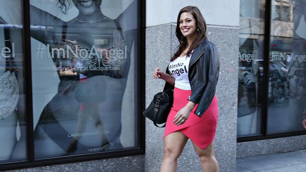 Ashley Graham modelo plus size