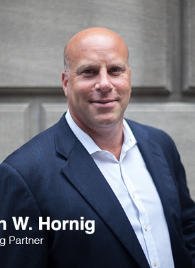 Daren Hornig - Daren is the Managing Partner of HCP and has over 20 years of real estate experience and a diverse background as a real estate broker, telecommunications entrepreneur and as a real estate investor & developer. Prior to HCP, he was the Senior Vice President and Principal of Metropolitan Realty Associates where he was responsible for acquisitions and development projects. Prior to MRA, Mr. Hornig managed all investment and development activities in the Northeastern United States for SAXA and directed all acquisitions, developments, sales & marketing initiatives. He was also previously the President and CEO of The Quest Group, a New York based real estate services firm. Mr. Hornig is a 1989 graduate of the University of Maryland, College Park with a Bachelors degree in Business Marketing.
