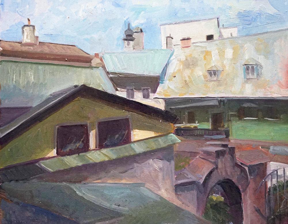 Hallein Rooftops