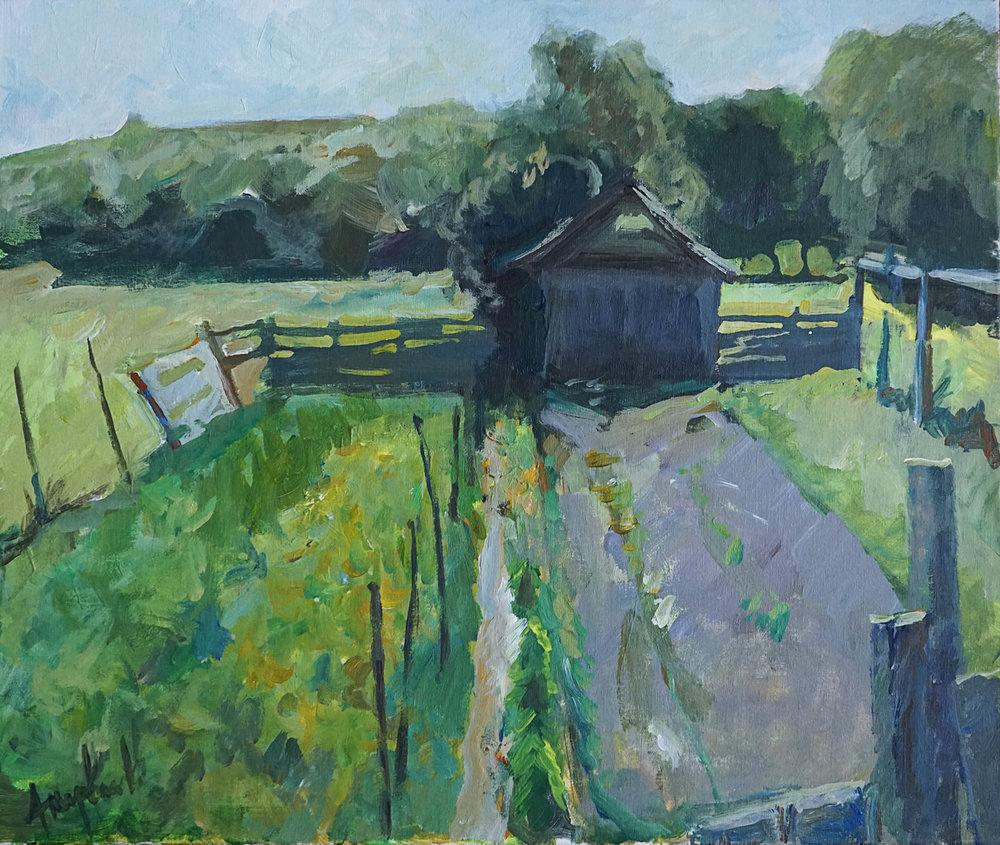 Yard at Asta