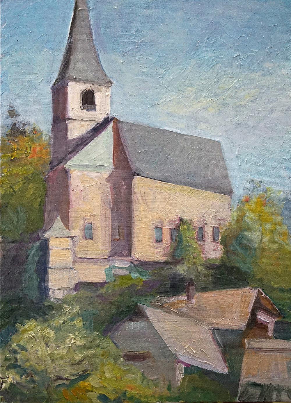 Durrenburg Church