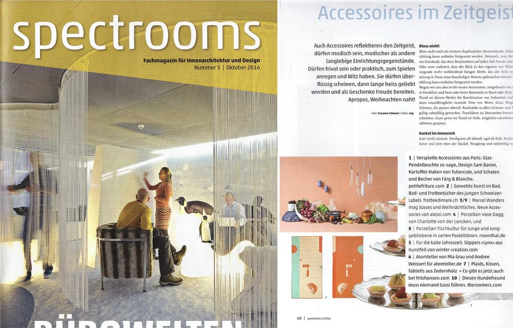 Spectrooms – Okt. 2016
