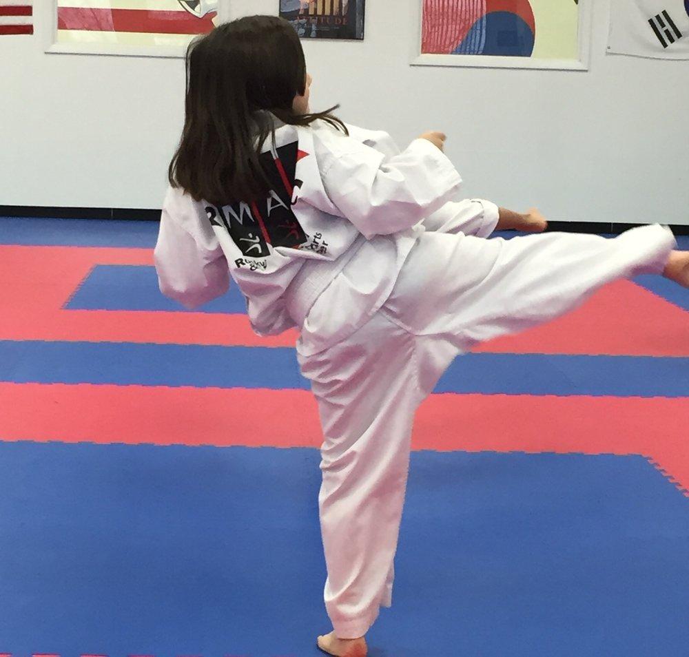 Karate…and more! -