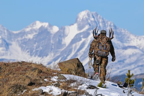 tony bynum hunting lifestyle photos