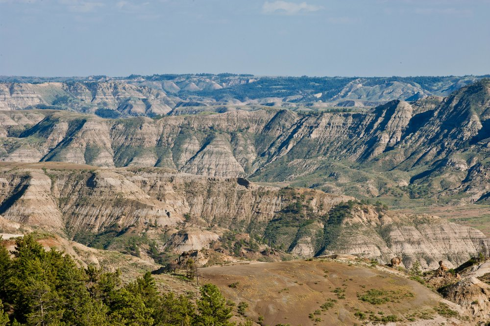 Rugged gumbo hills of the Upper Missouri River Breaks National Monument. © Tony Bynum