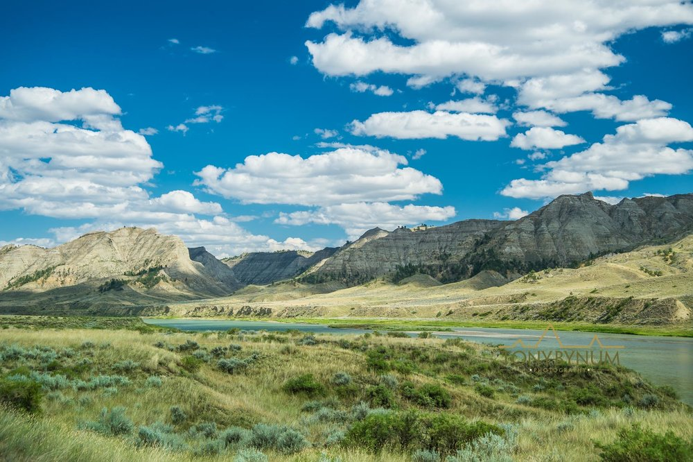 Upper Missouri River Breaks National Monument. © Tony Bynum