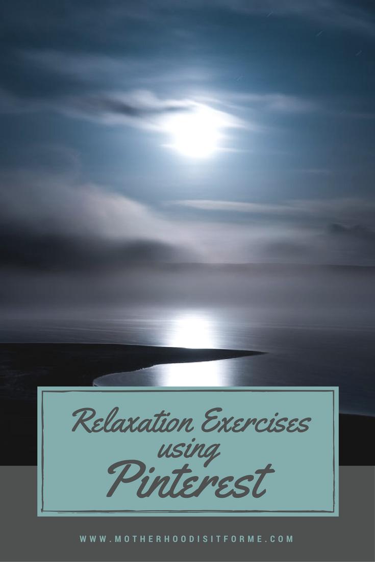 RelaxationonPinterest
