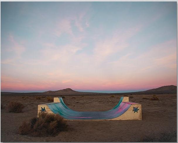 Max Wanger Desert Ramp Print, starts at $30