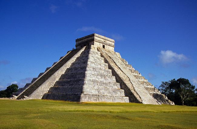 Image From Google,Chichén Itza Mayan - Yucatan.