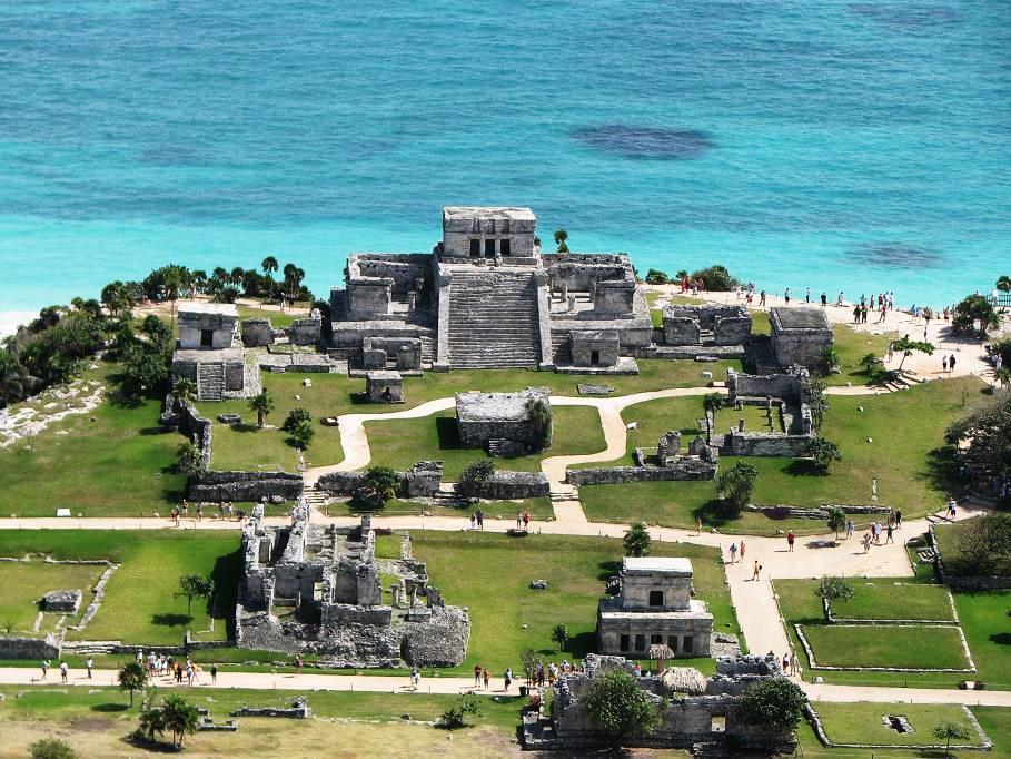 Image From Google,Tulum Mayan - Riviera Maya.