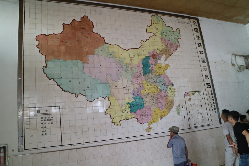 porcelain tile map of jdz