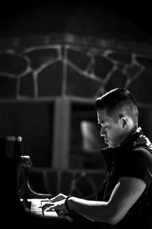The Theorist Pianist