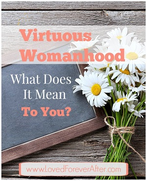 virtuous womanhood