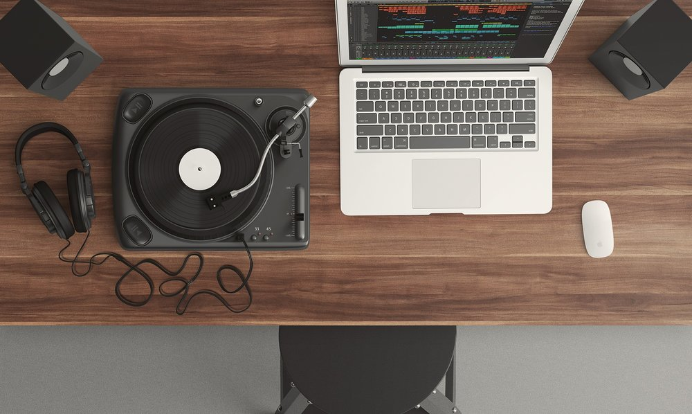 WHY RECORDING FROM HOME IS A MUST in 2018 - and tips from Nashville Pros for getting started