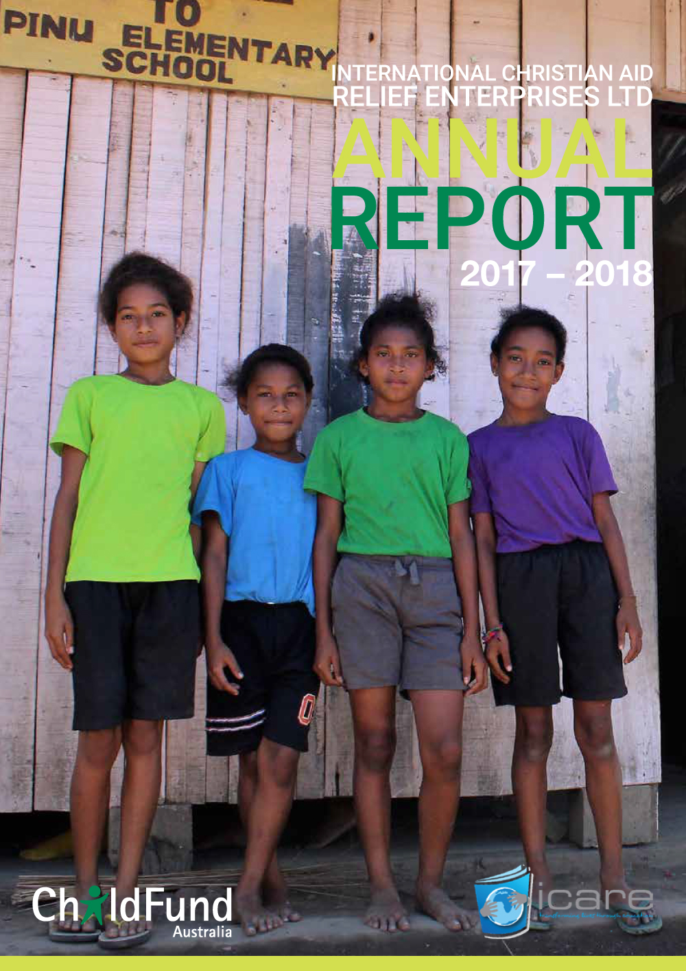 iCARE Annual Report 2017-18